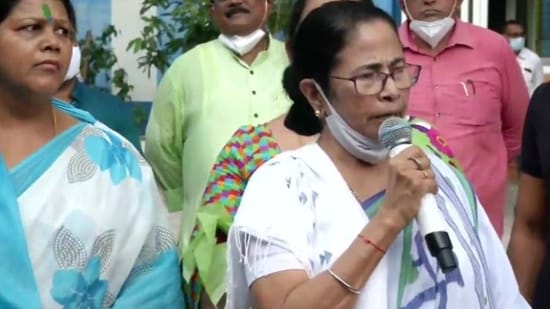 Mamata Banerjee thanked Bhabanipur for the record that she made in the bypoll the results of which were declared on Sunday.