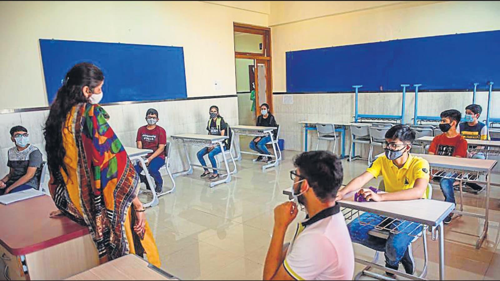 Maha schools reopen: Malad school students, teachers share pandemic experiences