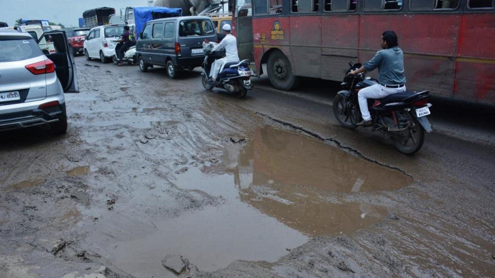 Pothole repair on highway between Mumbai and Nashik to be done by Oct 25: NHAI to Bombay HC