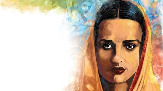 Artist Amrita Sher-gil was a citizen of the world. Art and literature transcend borders, so artists and authors cannot be confined to boundaries, the bookseller's father said. (HT file)