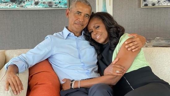 Barack Obama says he can't imagine life without Michelle Obama on 29th wedding anniversary(Instagram/@barackobama)