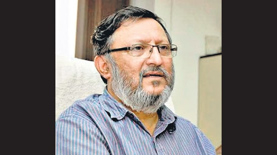 Shakti Sinha,personal secretary to late Prime Minister Atal Bihari Vajpayee and former director of Nehru Memorial Museum and Library, died on Monday. (Photo Courtesy- Twiter)