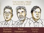 Scientists Syukuro Manabe, Klaus Hasselmann and Giorgio Parisi won the 2021 Nobel Prize for Physics
