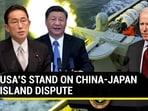 US President Joe Biden had a phone call with Japan's new PM Fumio Kishida to discuss the China challenge (Agencies)