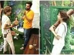 Shamita Shetty blushed as Jay Bhanushali teased her with Raqesh Bapat.