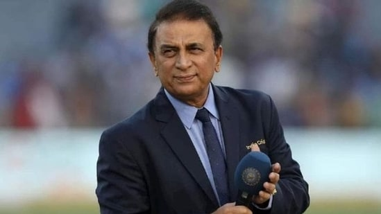 Former Indian captain Sunil Gavaskar(HT Archives)