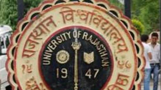 Rajasthan University Result 2021: B.A, B.Sc results declared in uniraj.ac.in(HT File)