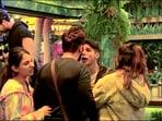 Actor Jay Bhanushali had a heated argument with Pratik Sehajpal.
