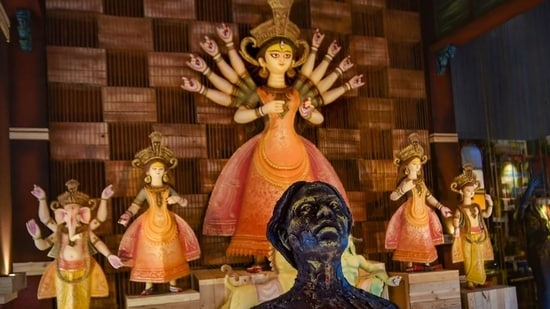The Durga Puja festivities will take place from October 11 to 15 this year. (Representational image/PTI)