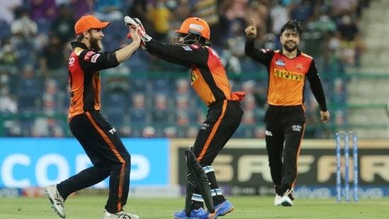 RCB vs SRH highlights, IPL 2021: SRH beat RCB by 4 runs in a nail-biting  contest   Hindustan Times