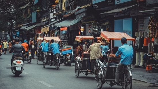 Vietnam is planning from December to reopen key tourist destinations to vaccinated visitors from countries deemed a low COVID-19 risk, the government said on Wednesday, ahead of a full resumption targeted for June next year.(Unsplash)