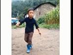Ranveer Singh shared the video of kid's rendition of Apna Time Aayega on Instagram.(Screengrab)