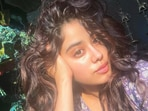 Janhvi Kapoor shared a bunch of new photos on Instagram.