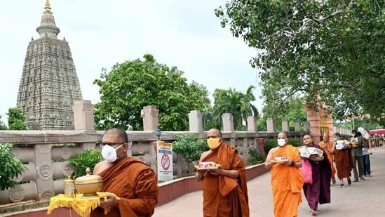 Union tourism ministry plans to get new infrastructure and facilities in Bodh Gaya, Bihar to make it a round-the-year tourist destination.