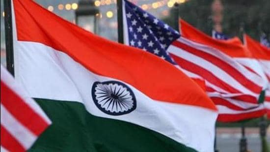 The frequency of high-level engagement between India and the United States (US) is remarkable. Both countries, of course, have a lot to talk about — from trade to tech, defence to democratic values, climate to Covid-19 (AP)