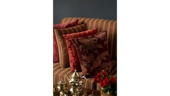 Sofa and Cushions from The Makhmal Collection