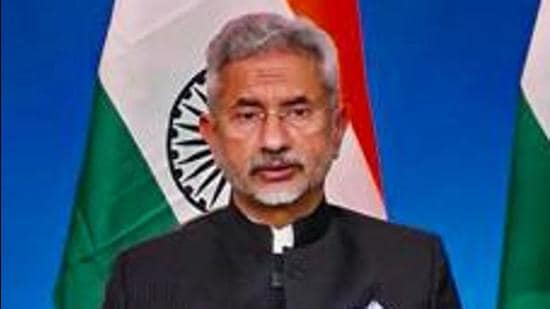 Jaishankar said that the uncertainties arising from Covid-19 cannot be seen as a one-time phenomenon, and countries will have to plan for the future. (PTI Photo)