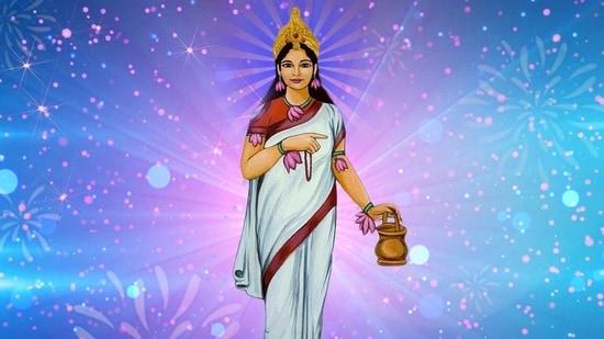 Maa Brahmacharini(Pinterest)
