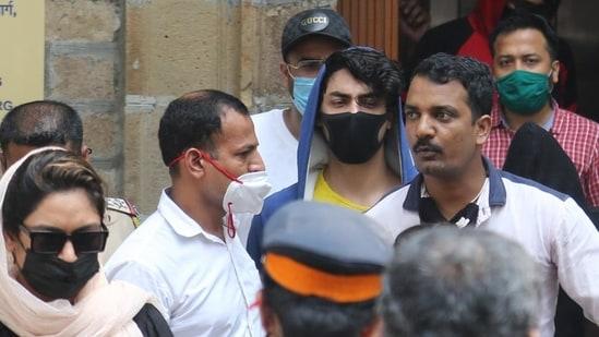 Aryan Khan produced at court for bail hearing, NCB seeks custody till  October 11 | Latest News India - Hindustan Times
