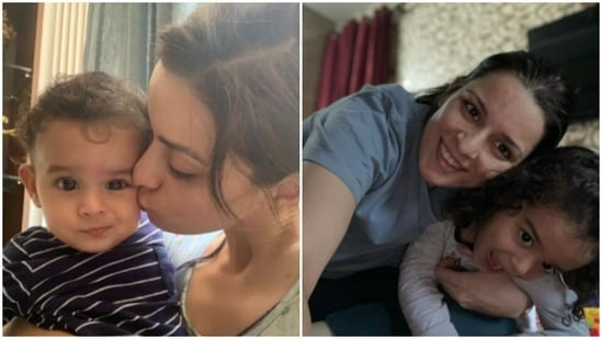 "Ekta Kaul's birthday post for her ""first child"" is all about love(Instagram/@ektakaul11)"