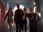 A still from the Call My Agent: Bollywood trailer.