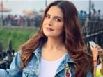 Zareen Khan is in a throwback kind of mood. The actor is reminiscing about her vacation in Shimla and sharing stunning pictures of the same on her Instagram profile. The actor is on a spree of sharing snippets from her vacay and it is making her Instagram family drool like anything.(Instagram/@zareenkhan)