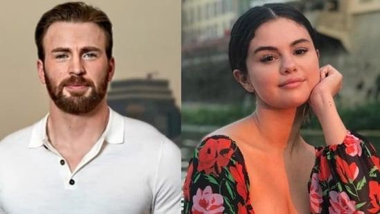 Selena Gomez once said she has a crush on Chris Evans.