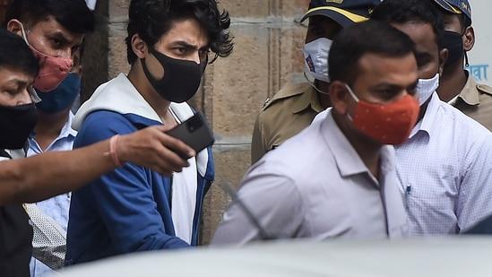 The NCB has been opposing Aryan Khan's bail plea saying his WhatsApp chats referred to some 'bulk quantities'.(PTI)