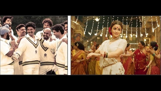 A slew of release dates has been announced. The Kapil Dev biopic '83, starring Ranveer Singh, is due out on Christmas; Sanjay Leela Bhansali's Gangubai Kathiawadi will hit theatres on January 6. Prime slots have been booked all the way to January 2023.