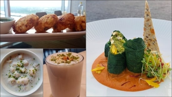 Navratri 2021: These 9 vrat-friendly recipes will brighten up your fasting days(Chef Rahul Singh, Junior Sous Chef at Renaissance Lucknow/Gurneet Grover, Executive Chef at Sheraton Grand Palace Indore)