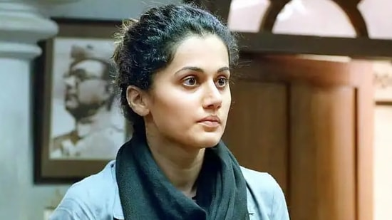 Taapsee Pannu talks about Aryan Khan's drug case.