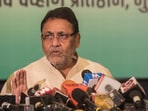 Nawab Malik alleged that 10 people were detained by the NCB during the raid on the cruise ship.(File Photo)