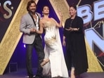 Malaika Arora will judge India's Best Dancer along with choreographers Terence Lewis and Geeta Kapur. (Varinder Chawla)