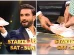The Big Picture marks Ranveer Singh's television debut.