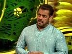 Salman Khan on the latest Weekend Ka Vaar episode of Bigg Boss 15.