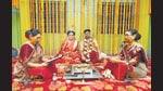 Nandini and Ruma of Shubhamastu officiate at a wedding in Kolkata.
