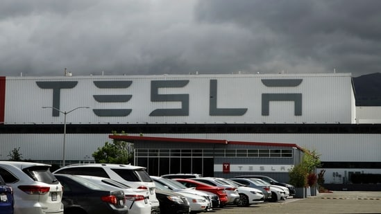 Tesla Inc.'s move from Silicon Valley to Texas marks the latest blow for California.(AP)