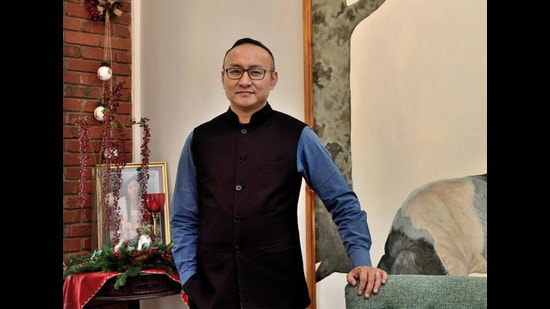 Mmhonlumo Kikon started writing short stories at the age of 14, after making his way through the books of Enid Blyton. Today, the Kohima-based poet is the author of three books of poems
