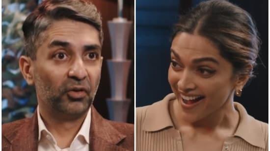 Deepika Padukone gave a sneak peek into her conversation with Abhinav Bindra on Instagram.