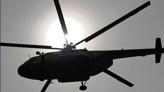 Industrialists and aviation experts have welcomed the official announcement of Pune city getting a helicopter corridor and say that it will play a key role in developing the trade and commerce sector. (AFP (FOR REPRESENTATIONAL PURPOSE))