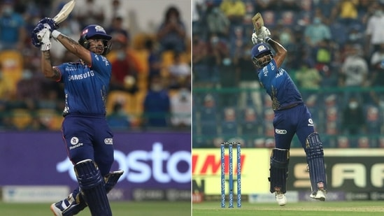 IPL 2021: Full list of records toppled by Ishan Kishan, Suryakumar Yadav as  Mumbai Indians go berserk in posting 235/9 | Cricket - Hindustan Times
