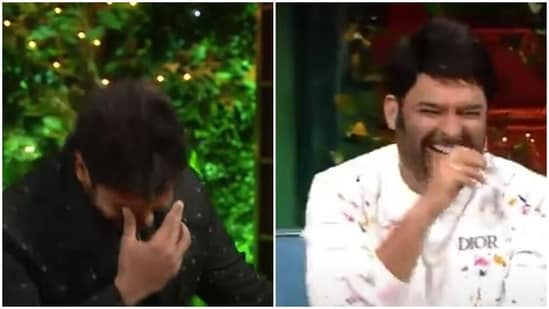 Vicky Kaushal appeared as a guest on The Kapil Sharma Show.