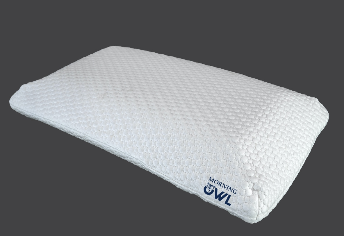 A pillow is key in ensuring you get the best sleep