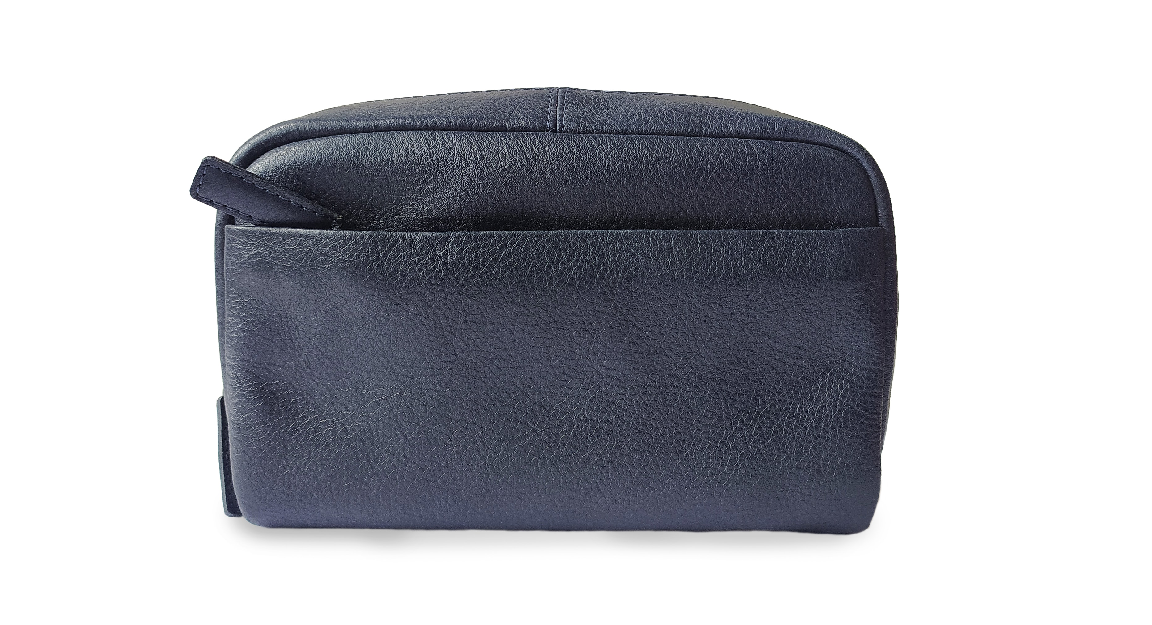 This zippered vanity case is both functional and practical and allows you to carry all your grooming essentials with you