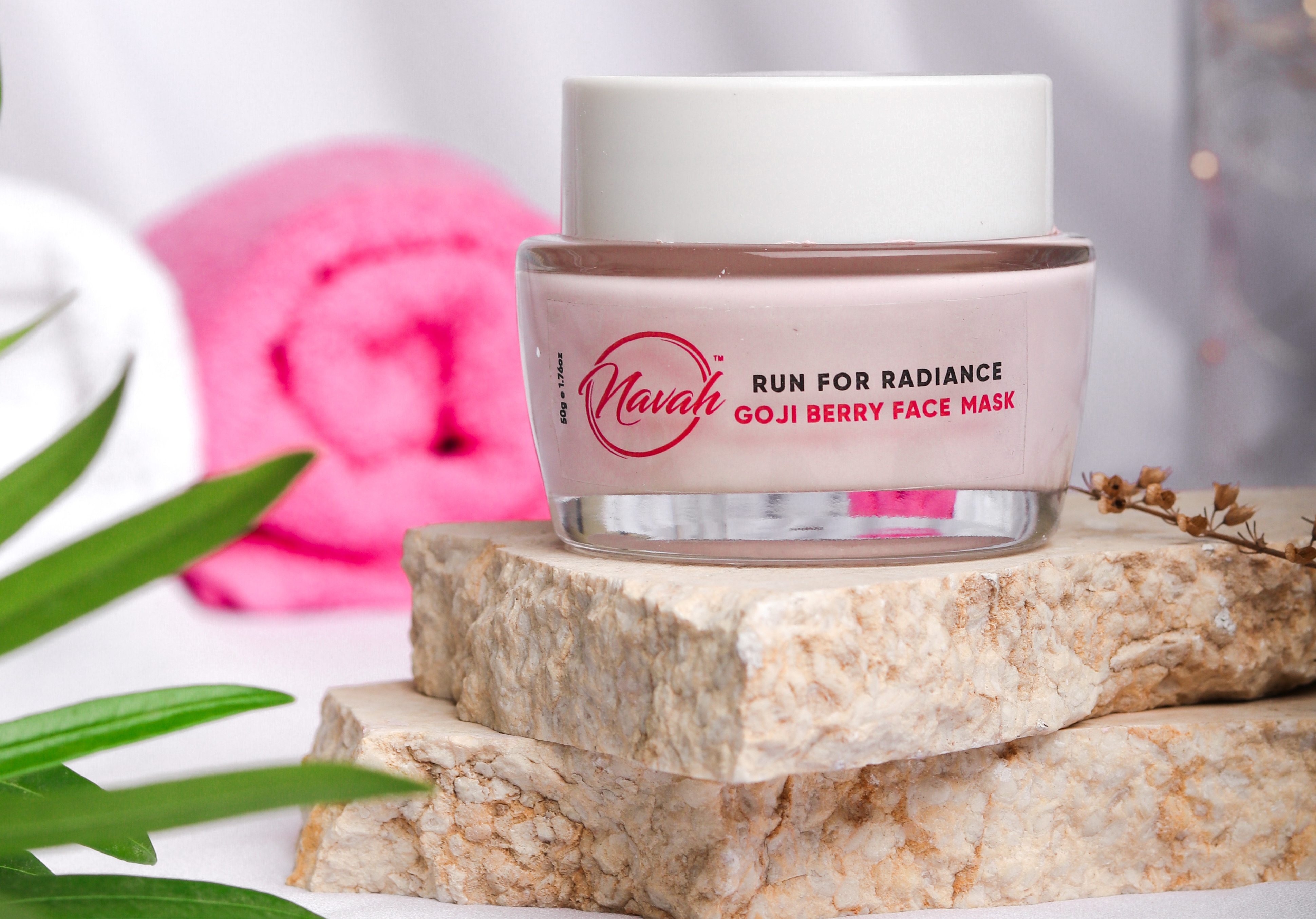 Use the face mask once a week for best results