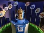 IPL Trophy(IPL / Twitter)