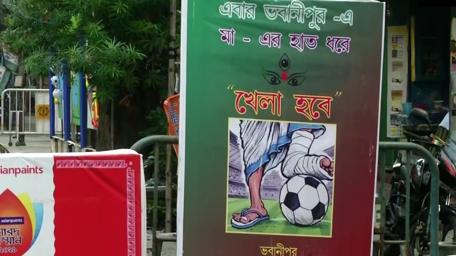 Game mode on with 'Khela Hobe' themed Durga Puja pandal in Kolkata