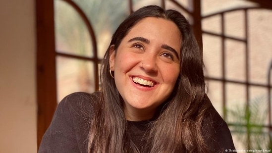 Nour Emad is a trained doula who is soon to launch the first sex education school in the Middle East(Thisismotherbeing/Nour Emad)