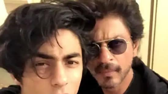 Shah Rukh Khan's son Aryan Khan and seven others were arrested after the Narcotics Control Bureau raided a Goa-bound cruise ship last week.(File Photo)