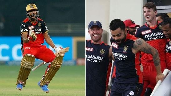 Virat Kohli's reaction was priceless when Srikar Bharat smashed a six off the last ball against Delhi Capitals.(IPLT20.com)